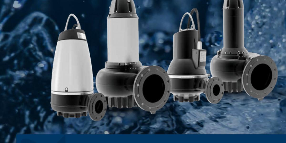 Grundfos predstavlja celotno paleto hidravličnih zasnov za vse stopnje onesnaženosti v kompleksnih komunalnih odpadnih vodah
