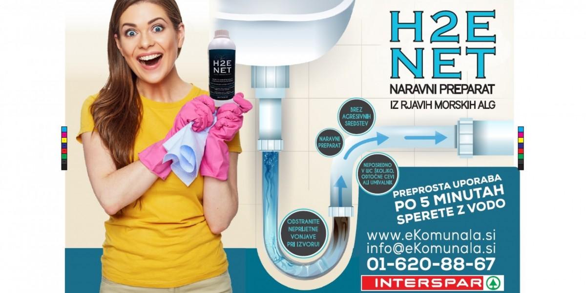 Biološki preparat H2E NET
