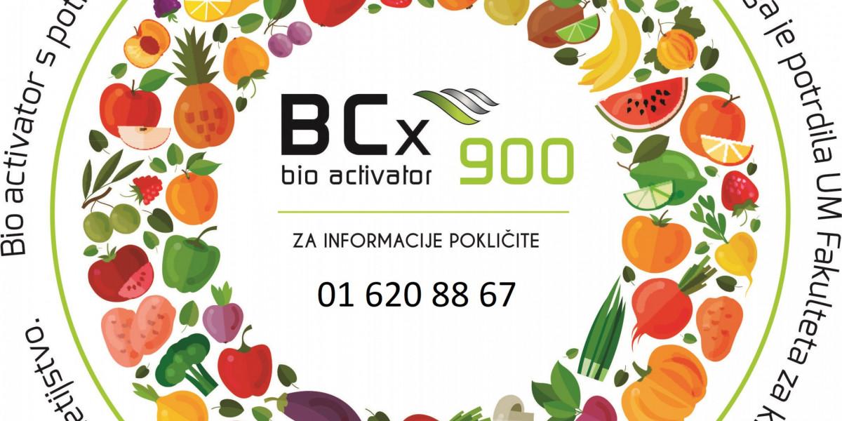 NOVO! BIO AKTIVATOR – BCX 900 NARAVNI PESTICID