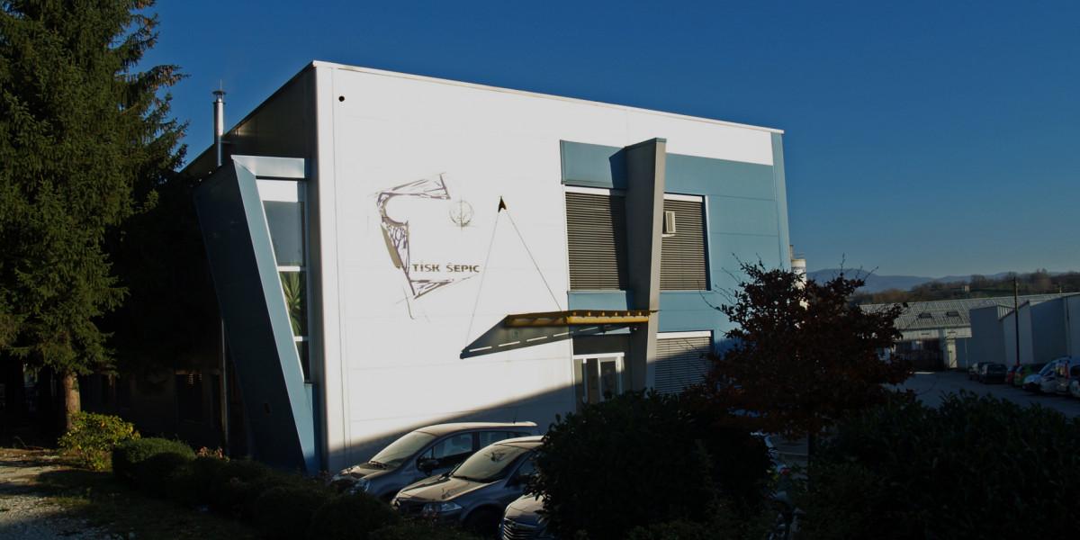 Tiskarna in poslovni prostori Šepic
