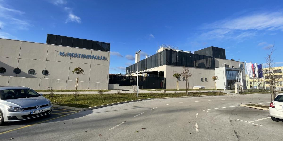 Prenova uprave in restavracije Splošne bolnišnice Novo mesto