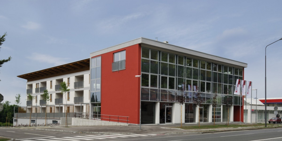 Poslovno stanovanjski objekt na Dolenjski cesti